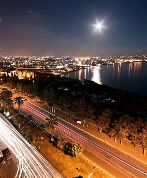 Latakia at Night