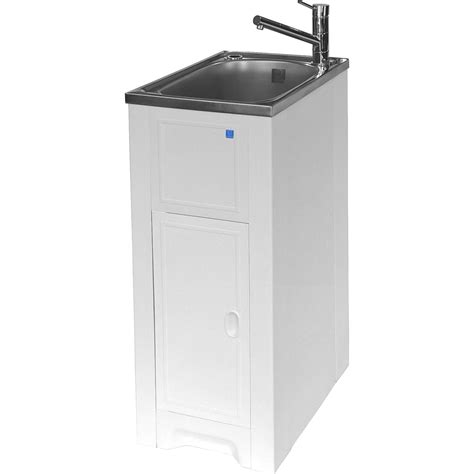 Laundry Trough Cabinet Only  Www Cintronbeveragegroup Com.