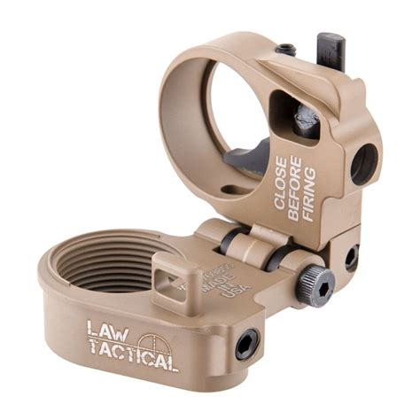 Law Tactical Ar Folding Stock Adapter Gen 3-M Up To 22 .