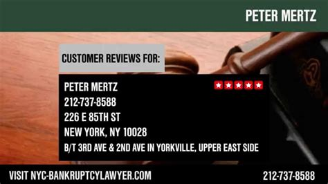 Lawyer Ratings Nyc