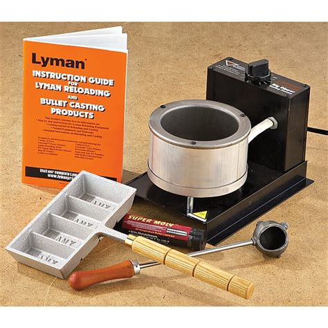 Lead Bullet Lyman Moulds Reloading Equipment Tools .