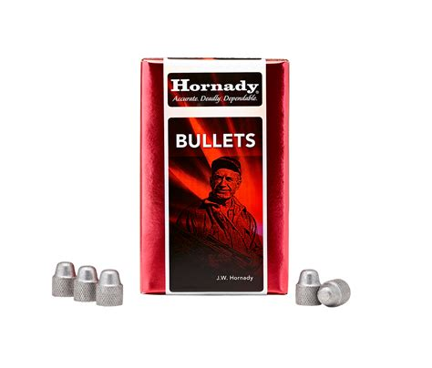 Lead Bullets - Hornady Manufacturing Inc.