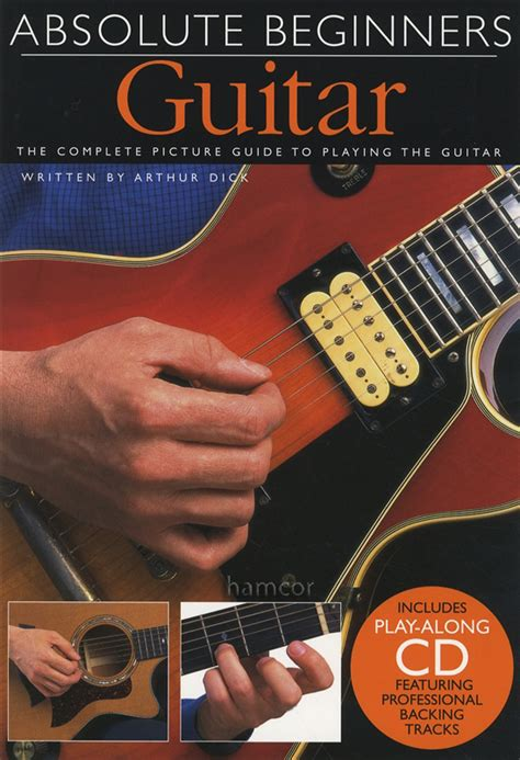 @ Learning To Play The Guitar   An Absolute Beginner  S Guide .