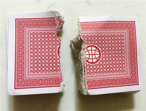 Learning To Tear A Deck Of Cards In Half Al Kavadlo.