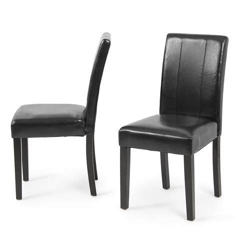 Leather Dining Chairs  Ebay.