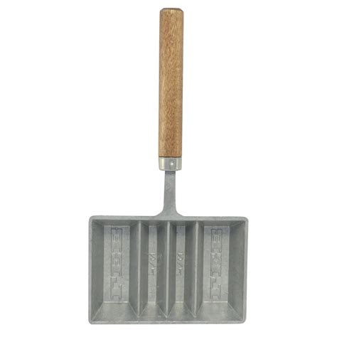 Lee Precision 4 Cavity Ingot Mold With Handle - Walmart Com.
