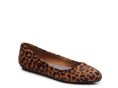 Leopard Flats for Women DSW