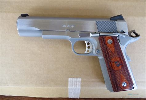 Les Baer 1911 Custom Carry 5 - Gunsinternational Com.