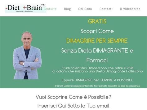 Less Diet More Brain Meno Dieta Piu Cervello Is Bullshit?.