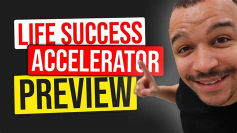 Life Success Accelerator Program Overview & Details (early Bird.