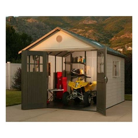 Lifetime 11X11 Storage Shed