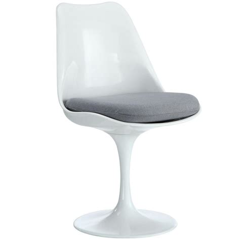Lippa Black Dining Fabric Side Chair - The Home Depot.