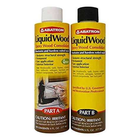 Liquid Wood Filler