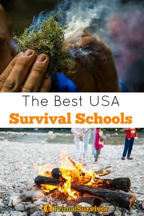 List Of The Best Survival Schools In The Usa - Primal Survivor.