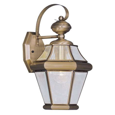 Livex Lighting - Outdoor Sconces - Outdoor Wall Lighting .