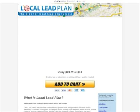 [click]local Lead Plan   Local Lead Generation Training Course .