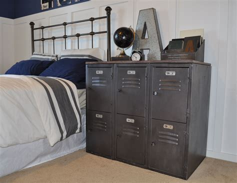 Locker Dresser For Boys Room