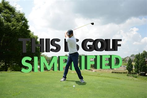 [click]login  The Art Of Simple Golf.