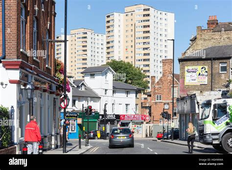 London Borough of Acton