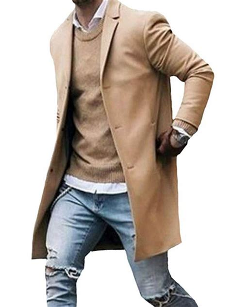 Long Jackets for Men