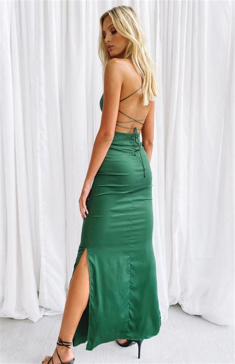 Galerry slip dress long
