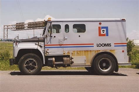 Loomis Armored Car Service