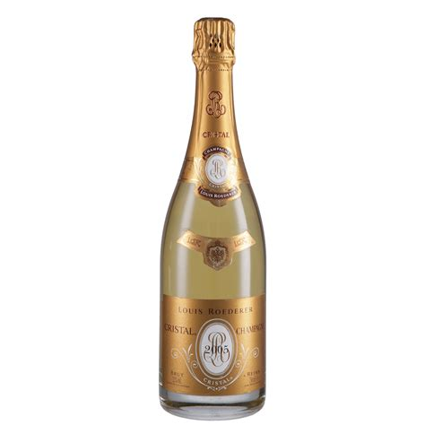 Louis Roederer 2005 Cristal Brut (champagne) Rating And Review.