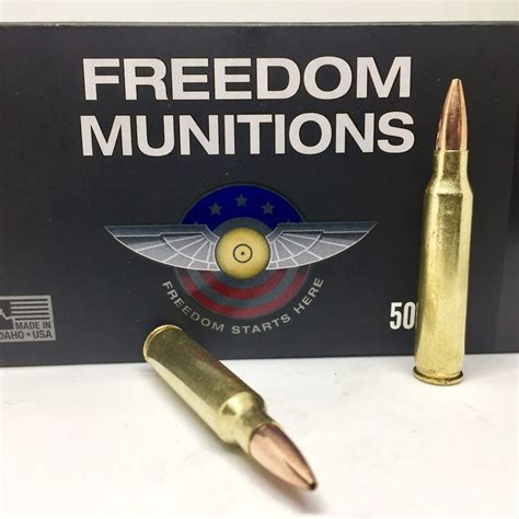 Low Cost Ammunition - Cheap Ammo  Freedom Munitions.