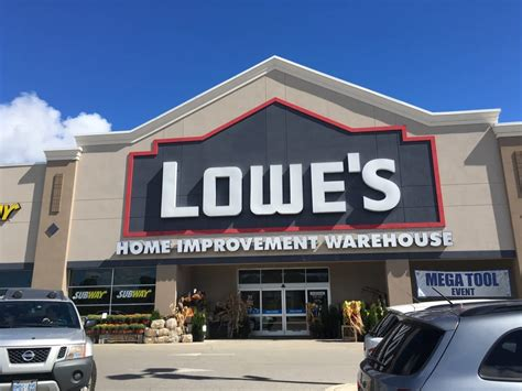 Lowe S Home Improvement.