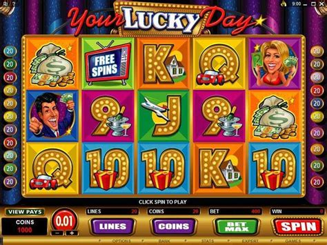 Lucky Day – Play Fun Games & Scratchers!.