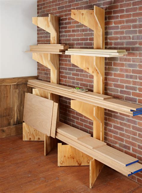 Lumber Rack Design