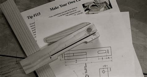 Luthier Cam Clamp Plans
