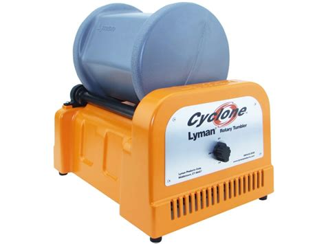 Lyman Cyclone Rotary Case Tumbler - Midwayusa Com.