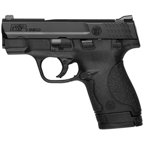 M P Shield 9mm Smith  Wesson - Projectdeepnine Com.