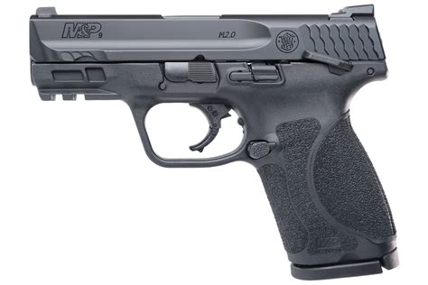 M P9 M2 0 Compact 9mm 3 6 15 Round Black Smith And Wesson .
