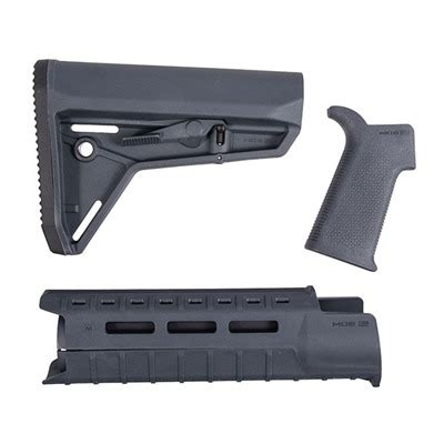 Magpul Ar-15 Moe Sl Furniture Set M-Lok Polymer  Brownells.