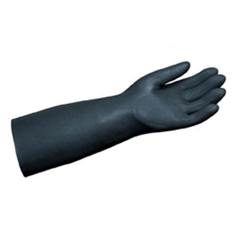 Mapa Stanzoil Chemply Neoprene Gloves Style N-440 14 In .