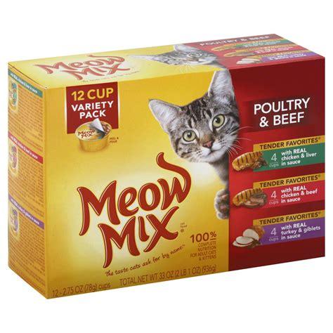 MEOW Mix Market Select