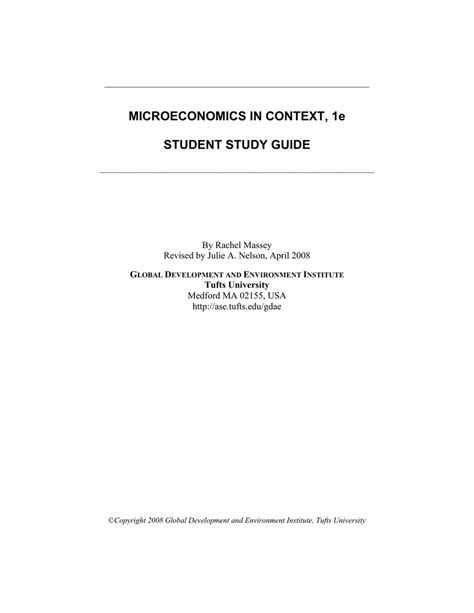 [pdf] Microeconomics In Context 1e Student Study Guide.