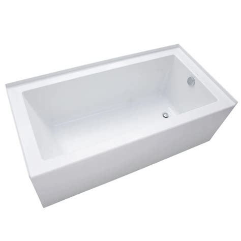 Mirsks6030lbs Sitka 60  X 30  Soaking Tub - Biscuit At .
