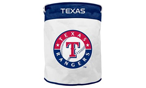 Mlb Canvas Laundry Bag Cubs  Dodgers  Groupon.