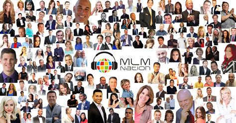Mlm Nations Network Marketing Podcast.