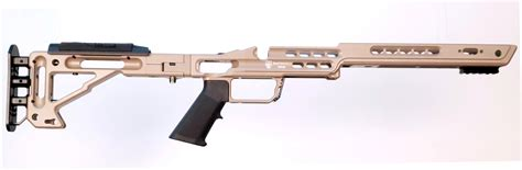 Mpa Ba Ultra Lite Chassis - Masterpiece Arms Inc .