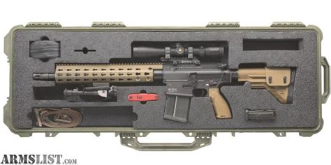 Mr762a1 - Long Rifle Package Ii - Heckler  Koch.