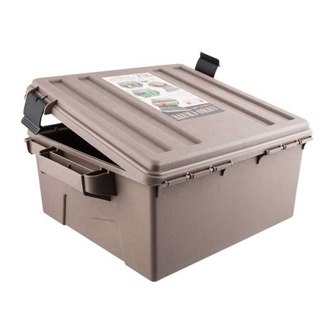 Mtm Ammo Crate Deep Polymer Dark Earth  Sinclair Intl.