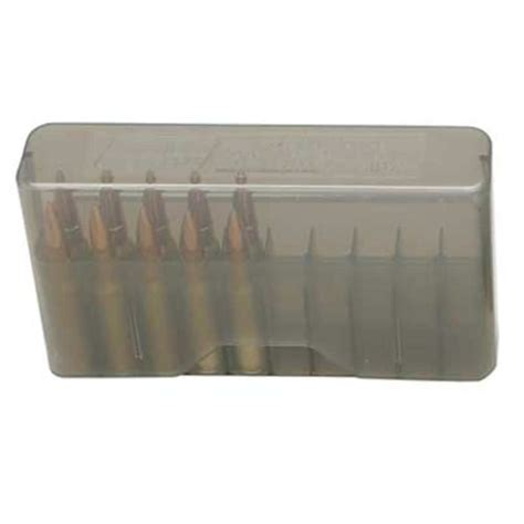 Mtm J-20 Slip-Top Rifle Ammo Box Sportsman S Warehouse.