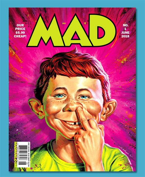 [click]mad Magazine  Welcome To Mad Magazine.