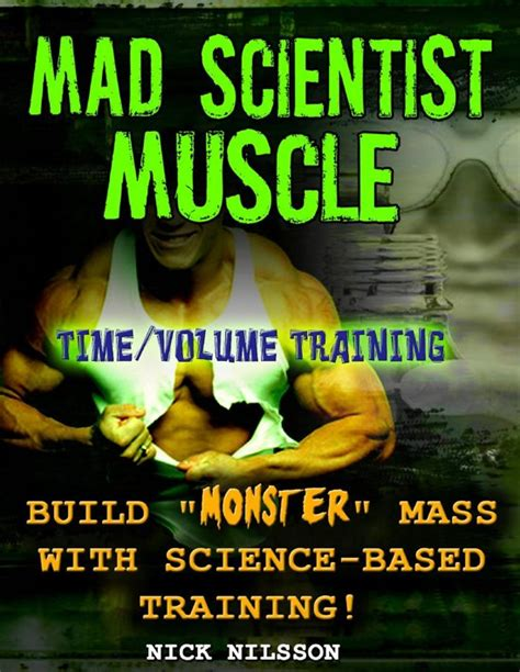 Mad Scientist Muscle: Rest/pause Training Ebook By - Kobo.com.