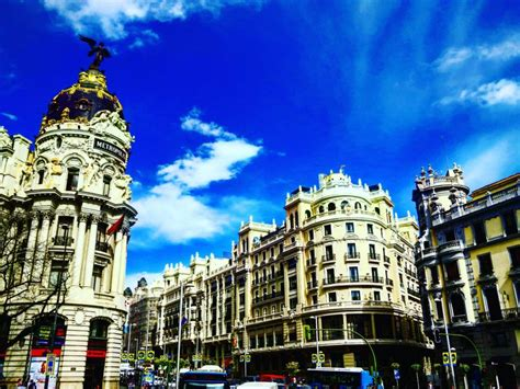 Madrid Spain Attractions