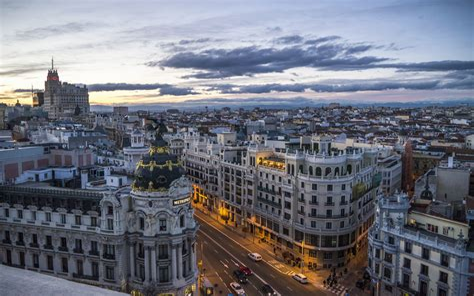 Madrid Spain Temperature
